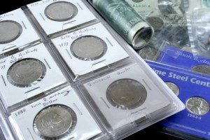 Sell Coin Collections