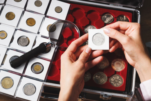 Three Ways You Can Sell an Entire Coin Collection at Once