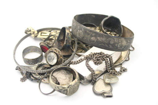 Get Instant Cash from Your Local Pawnshop for Jewelry That Has Seen Better Days